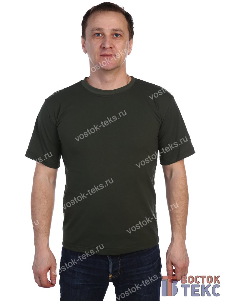 футболка (кулирка) хаки