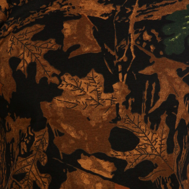 футболка детская (кулирка) лес темный