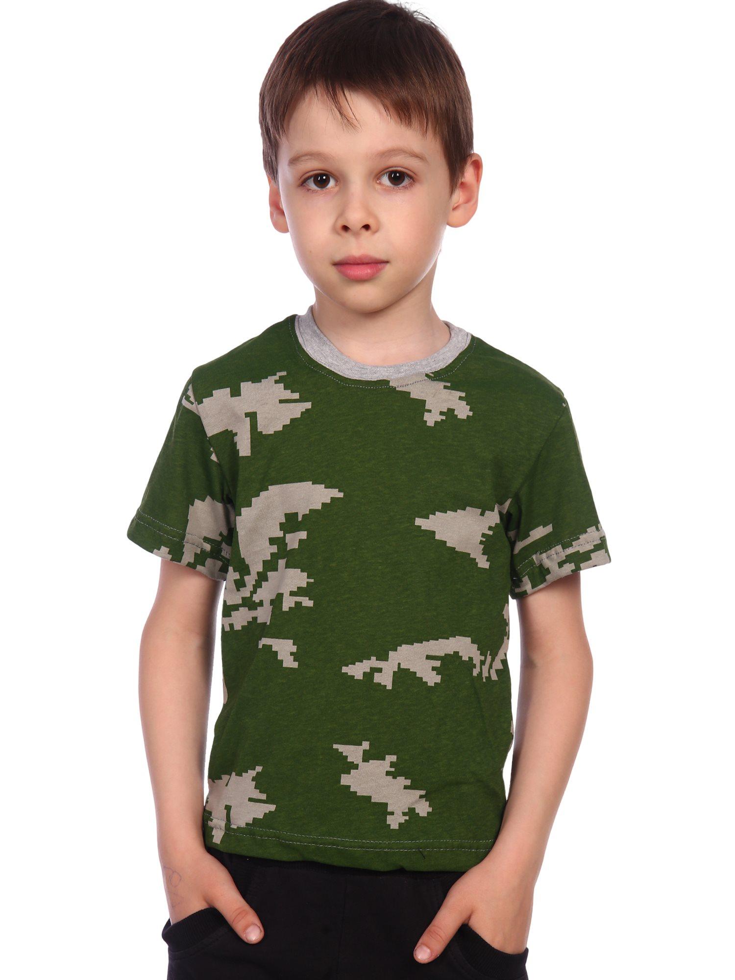 футболка детская (кулирка) граница
