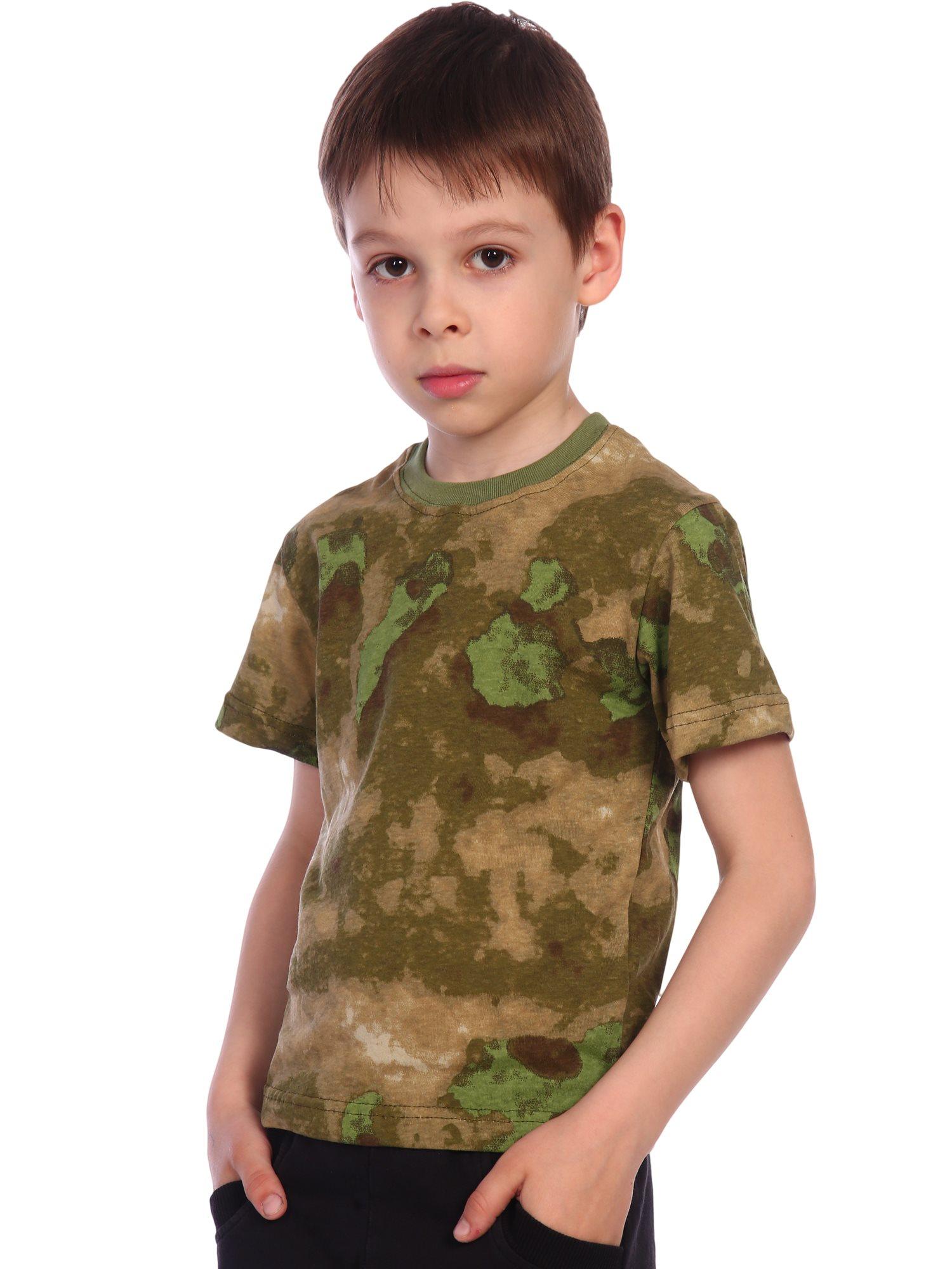 футболка детская (кулирка) атак