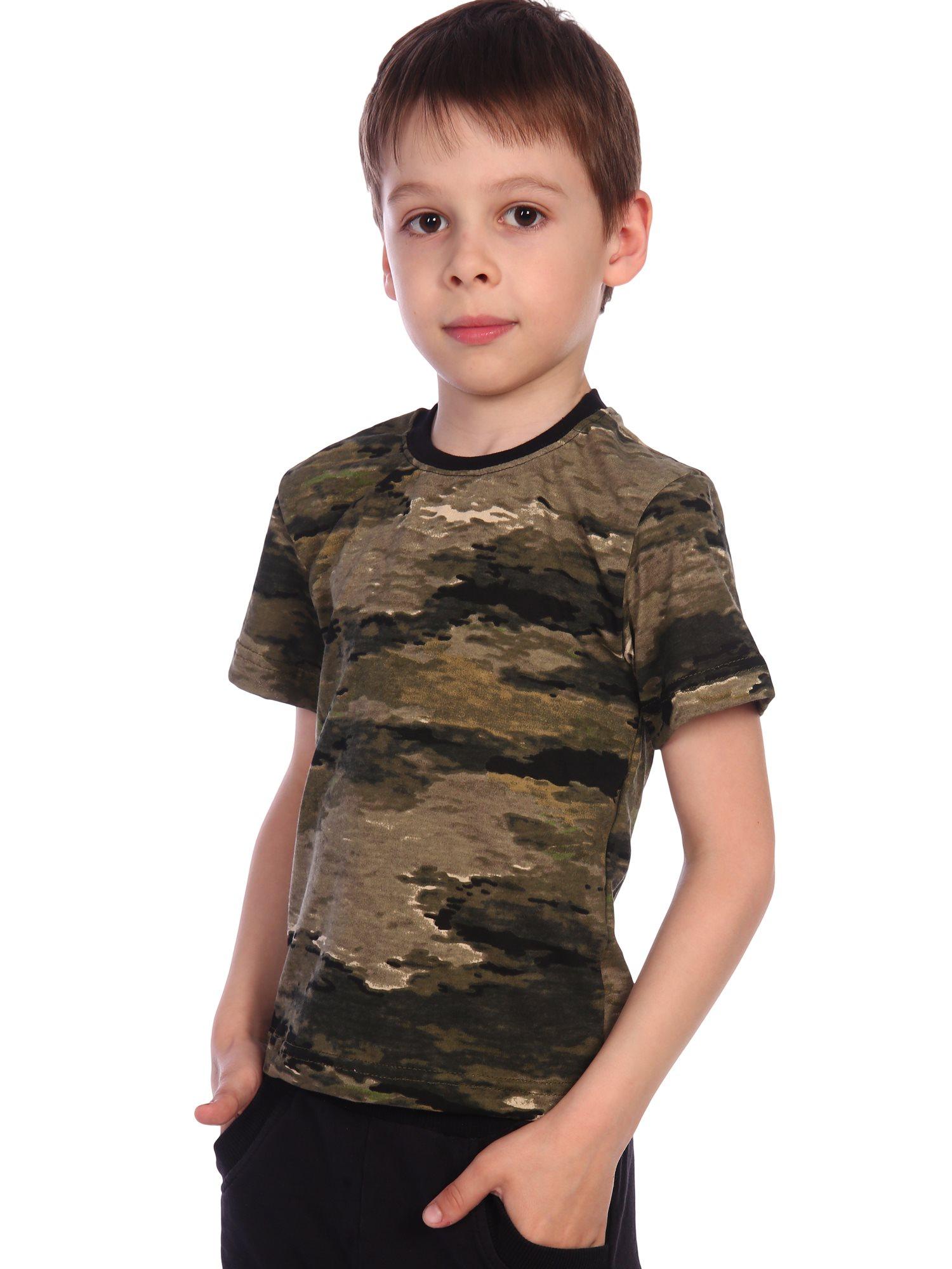 футболка детская (кулирка) тигр
