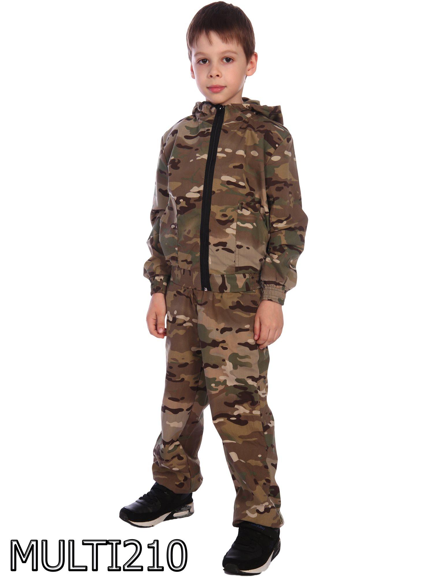 костюм детский Дозор (сорочка кмф) в сумке