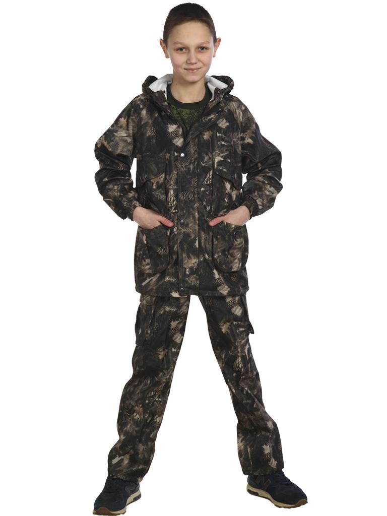 костюм детский Зверобой  (дуплекс)