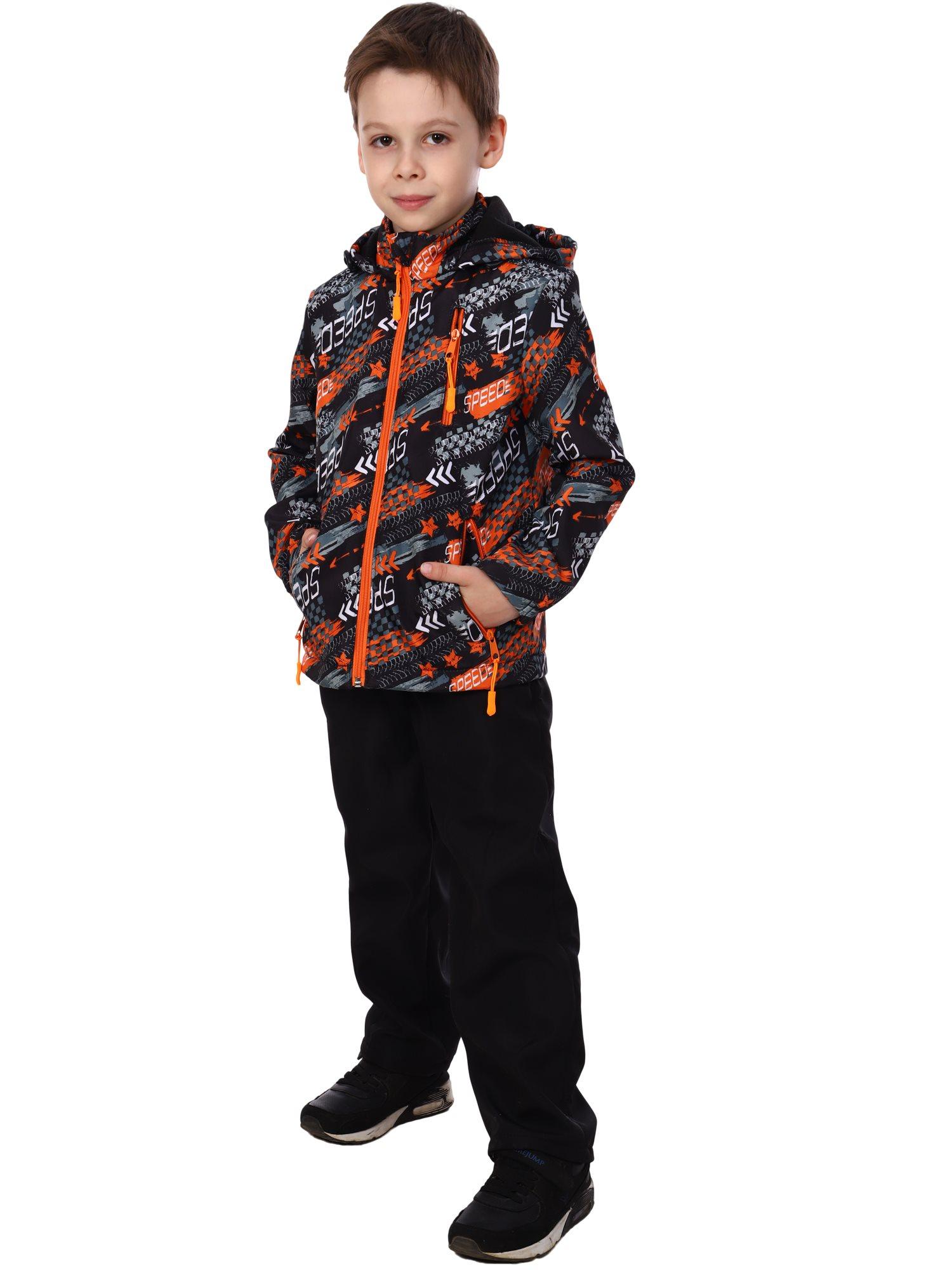 костюм детский Форсаж дмс (полофлис)
